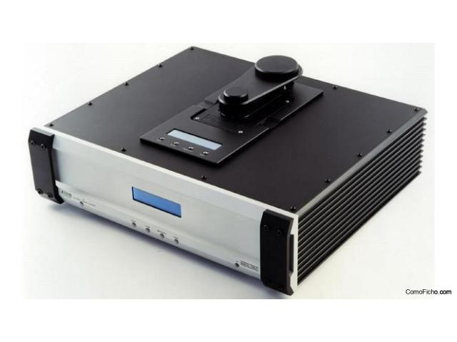 REPRODUCTOR DE CDs - MUSICAL FIDELITY A1008 CD PLAYER