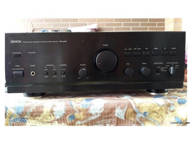 Amplificador DENON PMA 925R