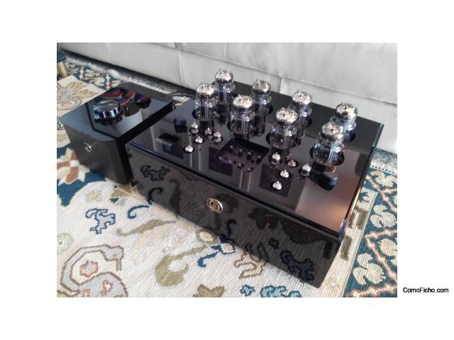 Joule  Electra VZN-80 , amplificador OTL
