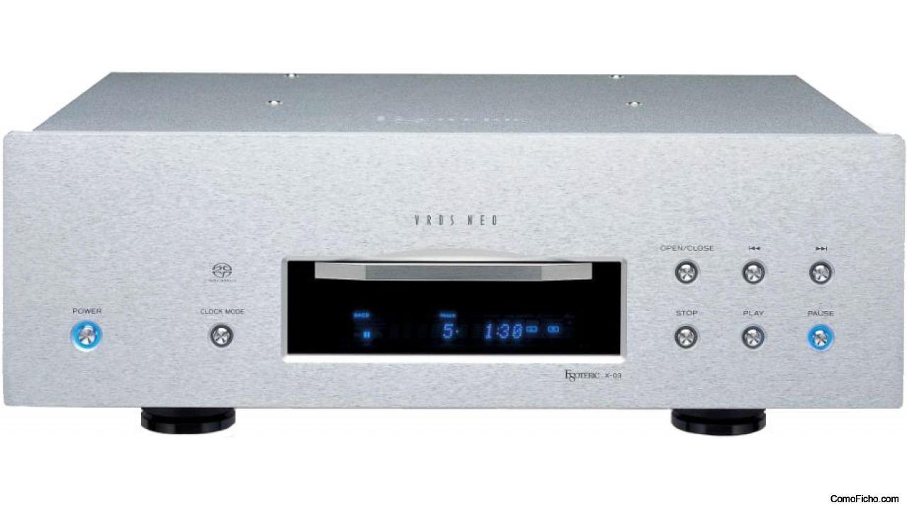 CD ESOTERIC X-03 SE