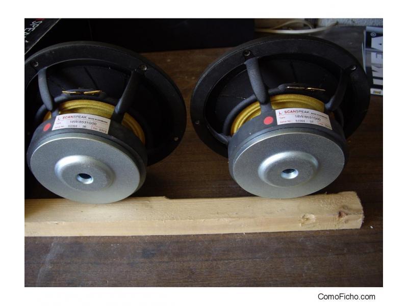 Midwoofer Revelator 18W/8531G00 - ScanSpeak