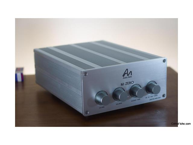 Audio Note M-Zero Valve Preamplifier