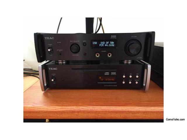 Vendo CD Teac PD-501 HR