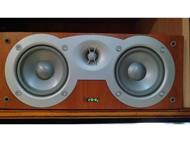 ALTAVOZ CENTRAL  INFINITY BETA C 250
