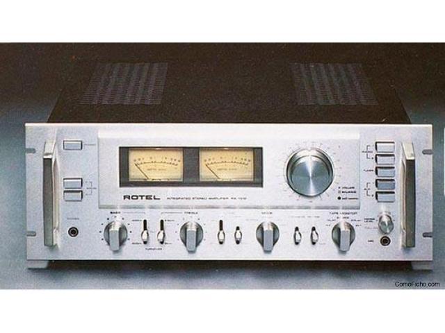 Amplificador integrado ROTEL RA-1312