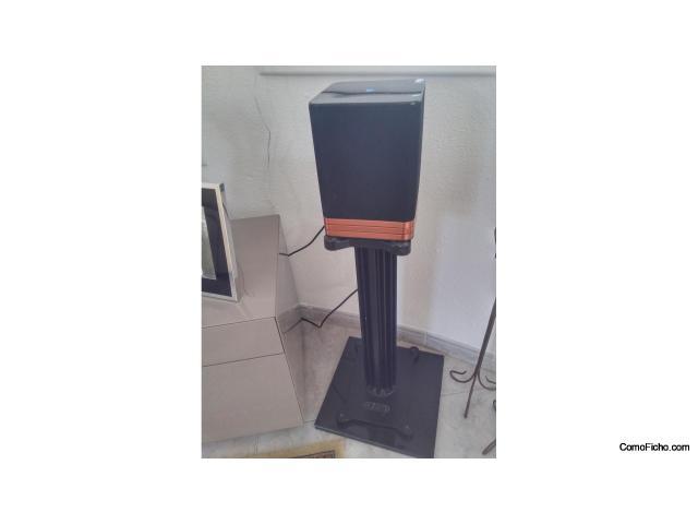 Cajas acousticas wireless Electrocompaniet Tana SL1 i L1