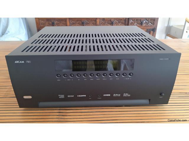 (Vendido) Arcam AVR450