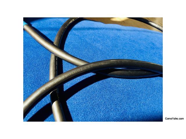 Vendido - Cables de Interconexión Audioquest Diamond X3 - Rebajado.