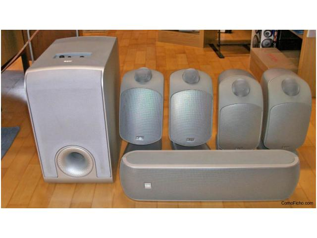 Set de altavoces Bowers & Wilkins
