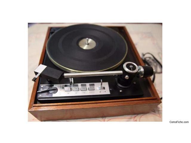 Gira discos ELAC MIRACORD 630 - Vintage