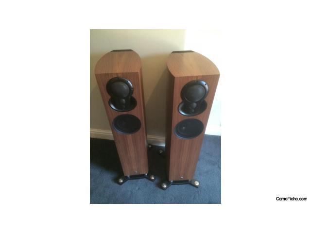 Linn Akubarik Active Floor Standing Loudspeakers