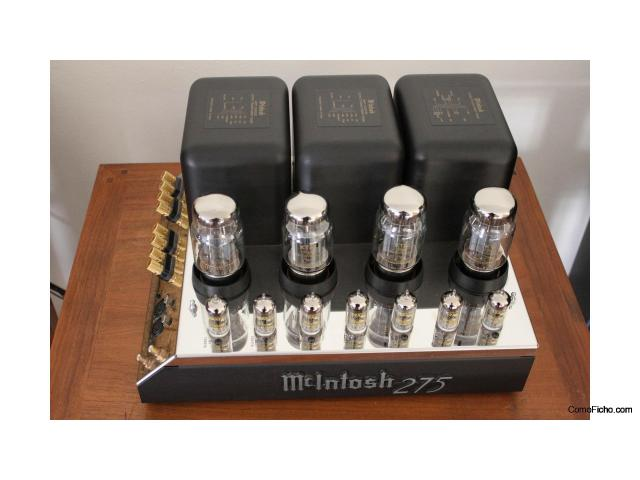 (VENDIDA) McIntosh MC275. MK V Mark 5