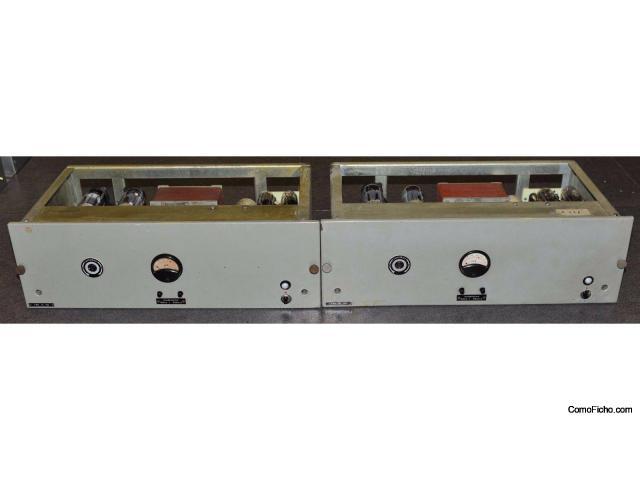 Amplificadores de tubo de estudio Telefunken V69