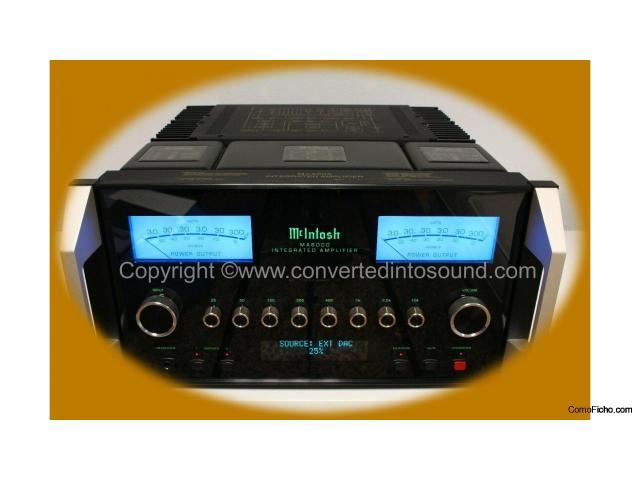 McIntosh MA8000 Integrated Amplifier