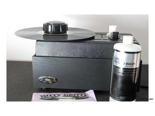 Nitty Gritty  1.0 - Record Cleaning Machine