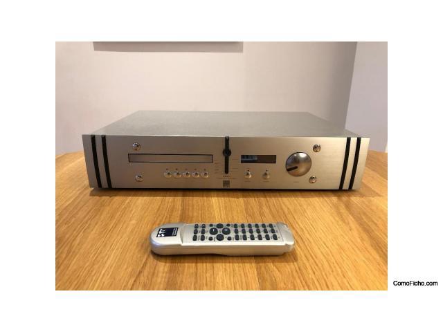 ATC CDA2 mk2 Lector CD, pre y DAC de gama alta
