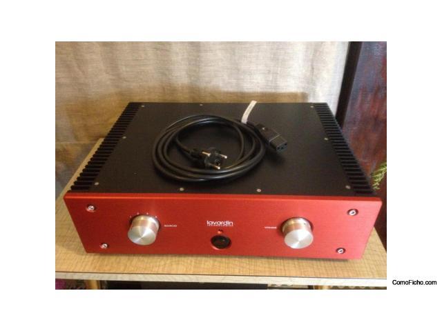 Amplificador Lavardin IT 15