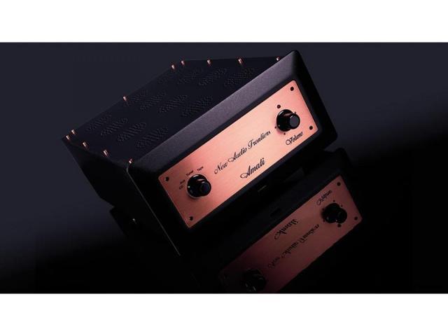 New Audio Frontiers Amati Tube Preamplifier (previo)