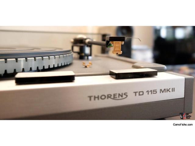 tocadiscos THORENS MK-115 II