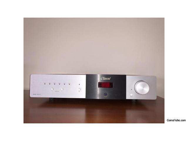 Amplificador integrado Classé CAP-101
