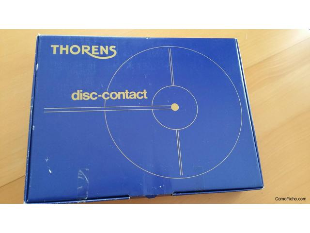 Estabilizador para vinilos THORENS disc-contact