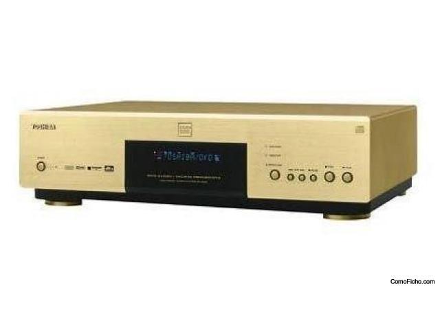 Reproductor DVD Audio y DVD Video Toshiba SD-900E
