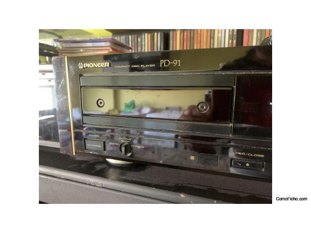 Pioneer cd PD91