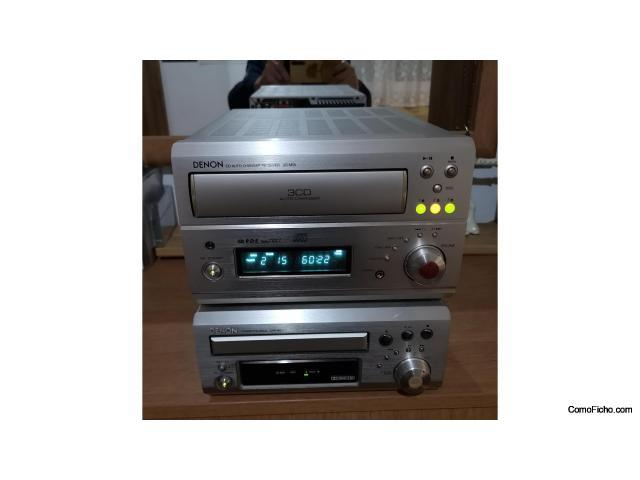 DENON UD-M50 Y DENON DRR-M31