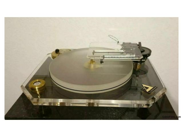 Clearaudio Evolution TURNTABLE TANGENZIALE AURA TESTINA ALPHA €5000