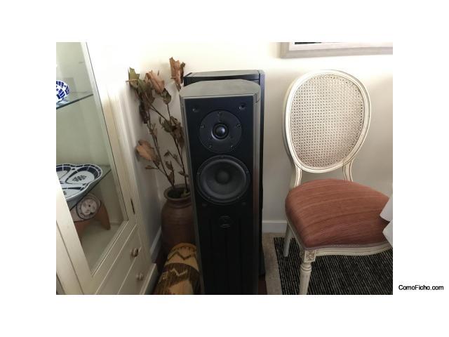 Altavoces Sigma Acoustic t11