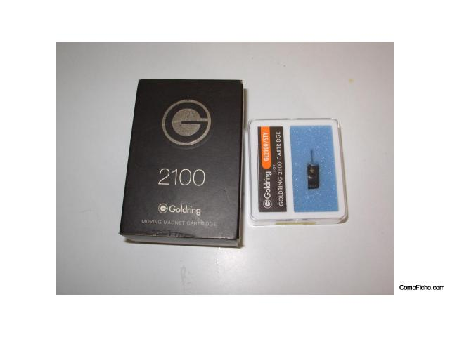 Goldring 2100 Moving Magnet  Cartridge & Stylus ¡¡VENDIDA!!