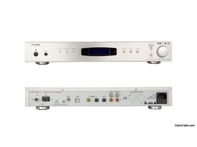 PURE DRX-702ES DAB / FM / AM Radio Tuner