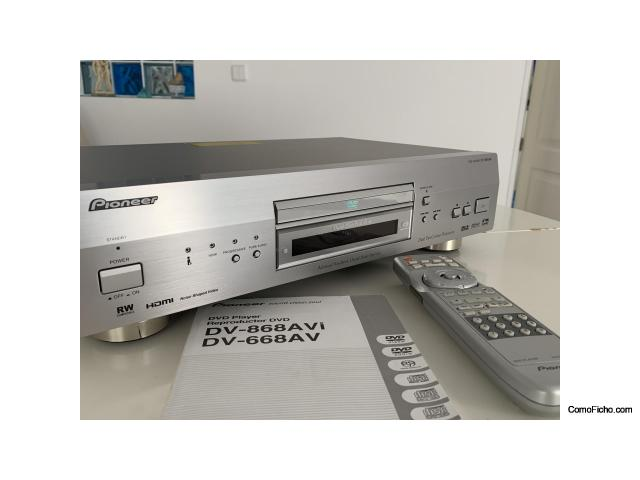 DVD DV-868-Avi