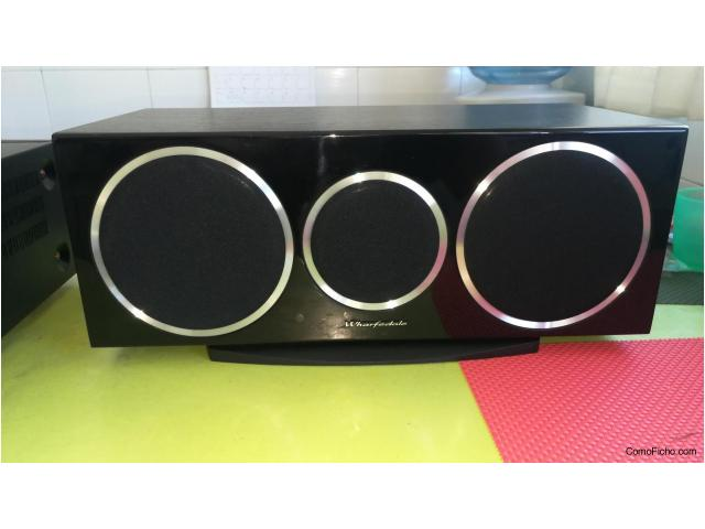Wharfedale Diamond 220C. Altavoz central. (Vendido)