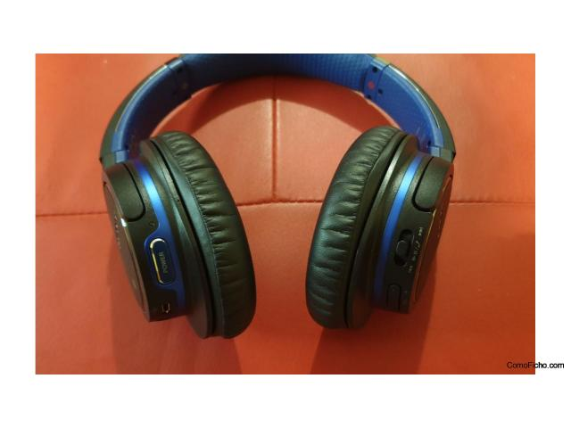 Sony MDR-ZX770BN. Bluettoth