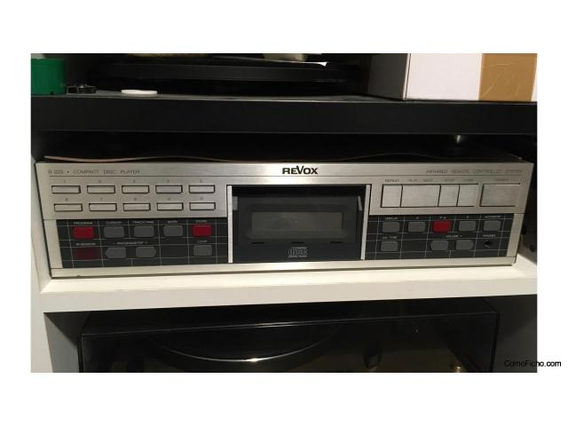Vendo REVOX B225 Cd player