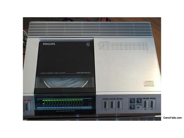 Vendo: Philips CD101 CD PLAYER