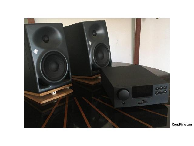 Naim DAC V1 / Monitores activos Neumann KH 120 A