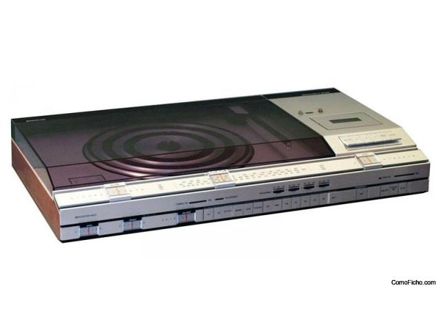 B&O Beocenter 4600 Amplificador + Tocadiscos + Radio + Cassette