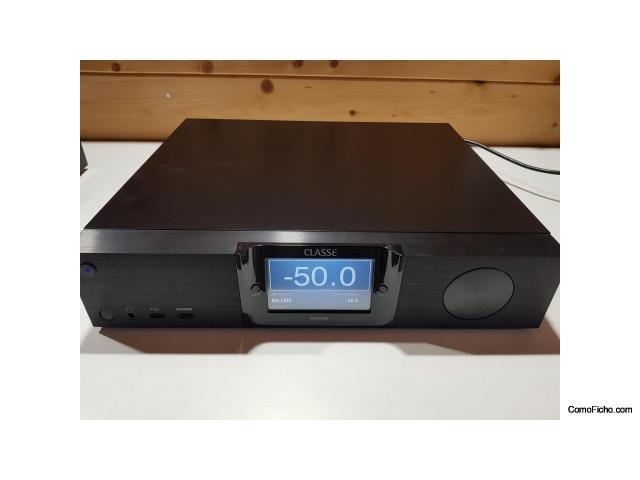 Procesador Classe Sigma SSP y Amplificador Classe AMP5
