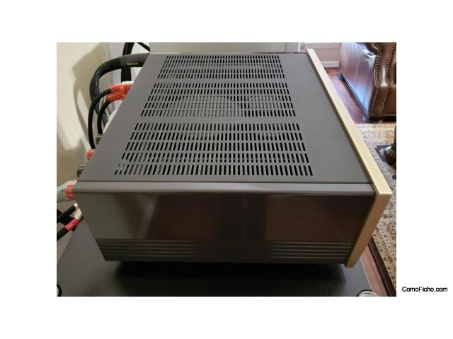 Amplificador integrado Accuphase E-460 180watt