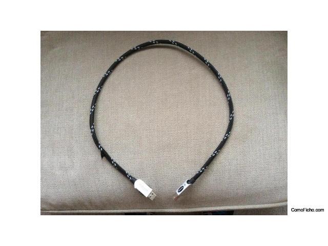 VENDIDO Cable usb INAKUSTIK REFERENZ