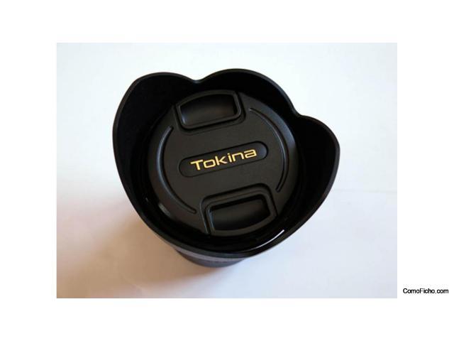 Zoom Tokina 11-16mm f/2.8 PRO DX II (montura canon)