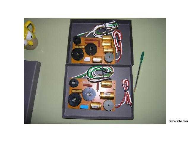 Filtros para cajas acústicas de 3 vias
