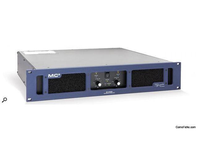 MC2 AUDIO S1400