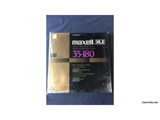Maxell xl2 35-180 sealed