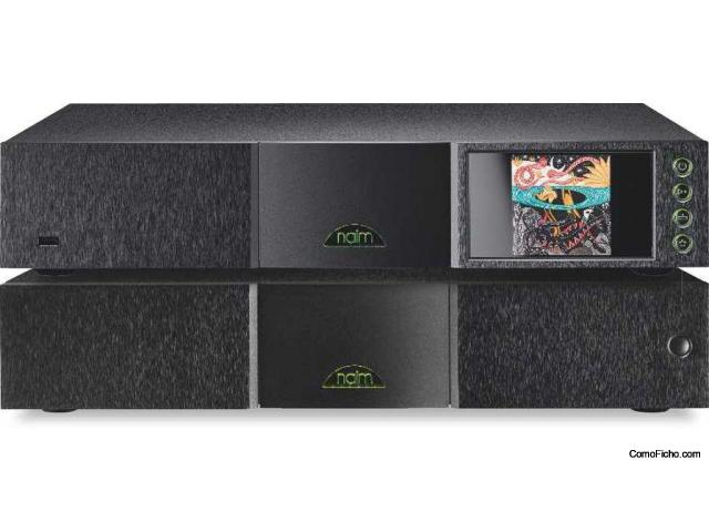 Naim Audio ND 555 + PS 555