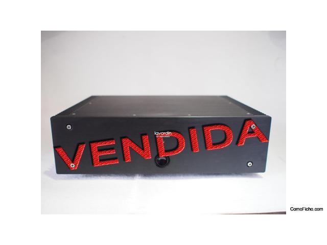 VENDIDA Etapa de potencia Lavardin AP 55W+55W
