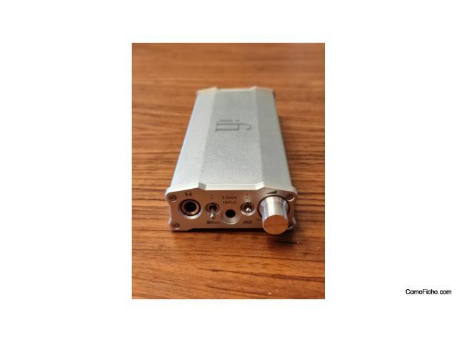 DAC Amplificador - DSD512