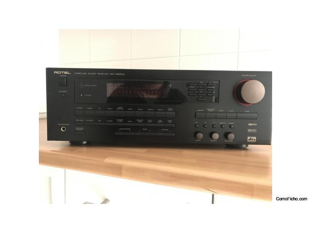 Amplificador audio video Rotel RSX965 RDS